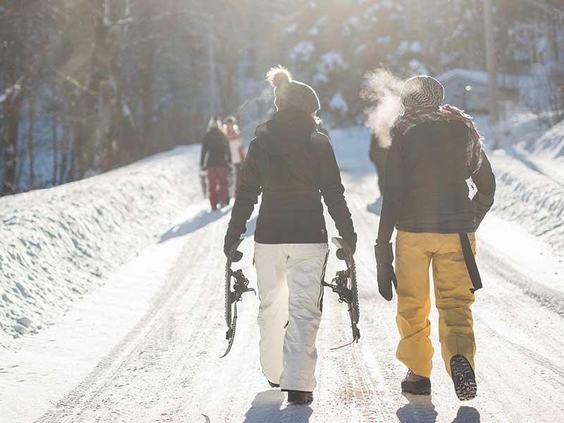 Rendez-vous cet hiver aux Saisies